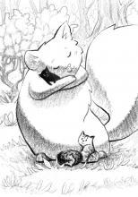 Les Aventures du chat Coton, chapitre 8